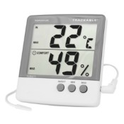 Θερμόμετρα-Υγρασιόμετρα Χώρου
