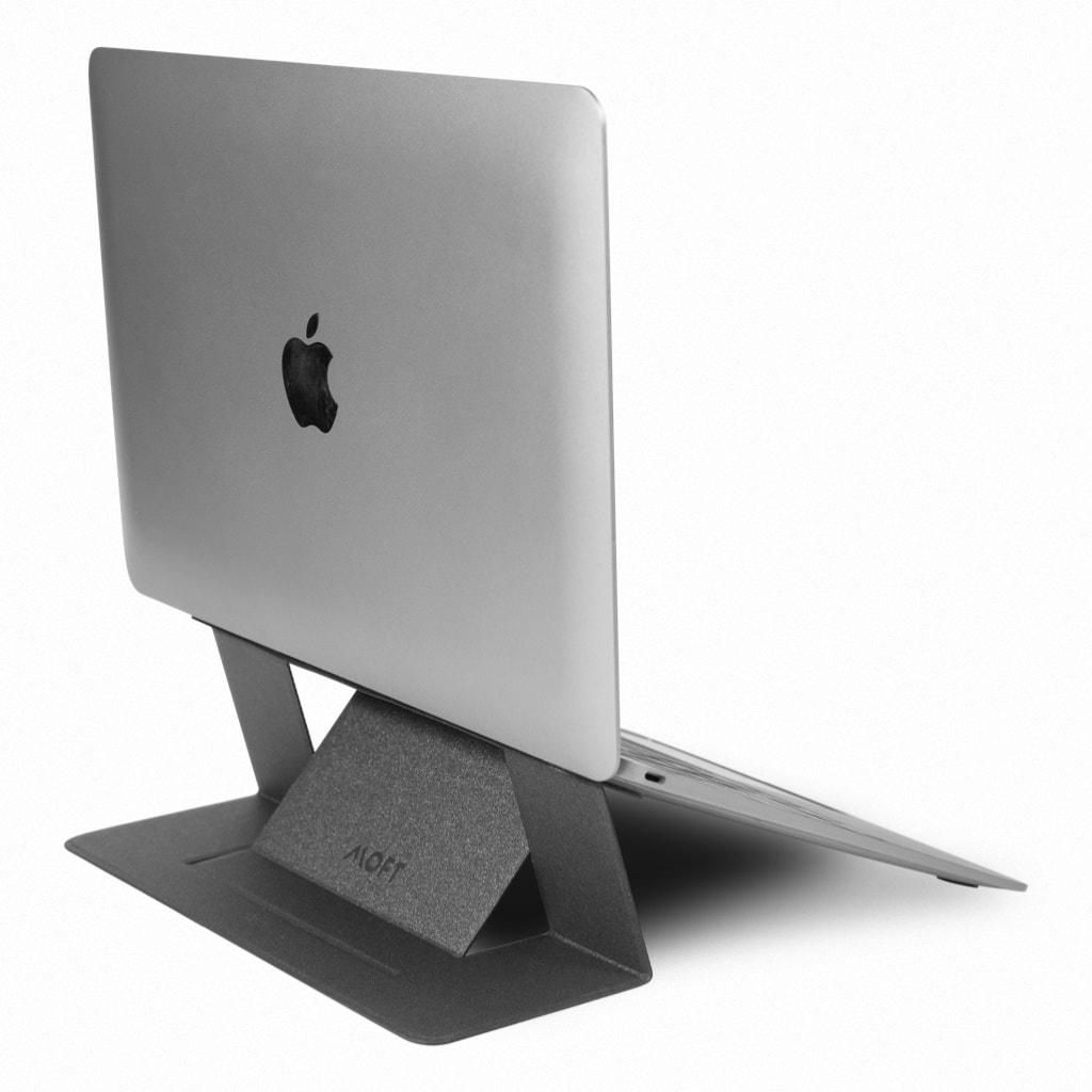 Αόρατο Αναδιπλούμενο Laptop Stand Για Φορητούς Έως 15,6″ (space Grey)